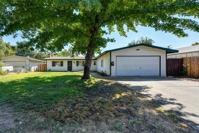 Rancho Cordova Single Family Home For Sale: 10244 Agnes Circle