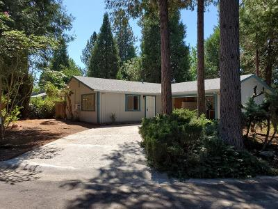 Grass Valley Single Family Home For Sale: 590 Delia Court