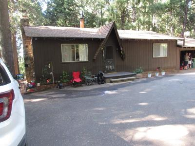 Pollock Pines Single Family Home For Sale: 2780 Barrett Pass Road