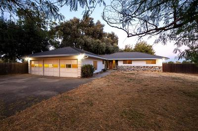 Davis, Woodland Single Family Home For Sale: 14091 County Road 98