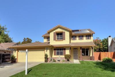 San Joaquin County Single Family Home For Sale: 1891 Bridle Creek Circle