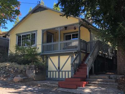 Grass Valley Single Family Home For Sale: 406 Dalton Street