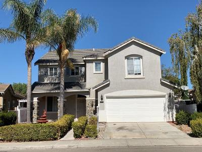 Tracy CA Single Family Home For Sale: $510,000