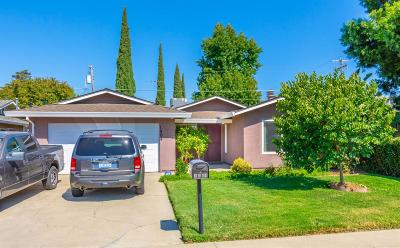 West Sacramento Single Family Home For Sale: 1004 Marston Street