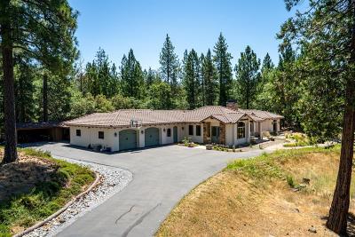 El Dorado County Single Family Home For Sale: 5190 Chappie Court