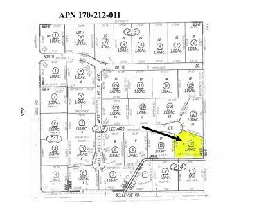 Merced Residential Lots & Land For Sale: 2201 Leeward Court