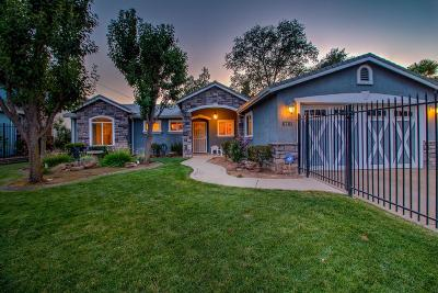 Orangevale Single Family Home For Sale: 6701 Chastain Street