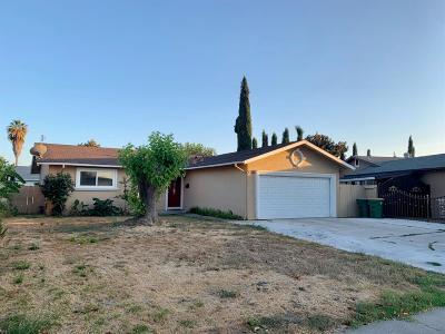 Stockton Single Family Home For Sale: 622 Kermit Court