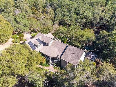 El Dorado County Single Family Home For Sale: 891 Big Oak Road