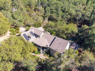 Placerville Single Family Home For Sale: 891 Big Oak Road