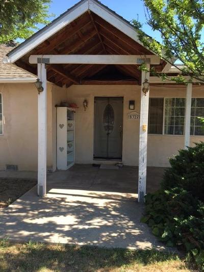 Carmichael Single Family Home For Sale: 5327 Cypress