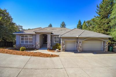 El Dorado Hills Single Family Home For Sale: 1561 Halifax Way