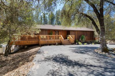 Placerville Single Family Home For Sale: 6758 Morning Canyon Road