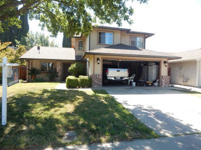 Modesto CA Single Family Home For Sale: $344,950
