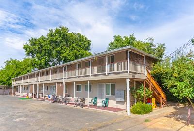 West Sacramento Multi Family Home For Sale: 1220 Sacramento Avenue