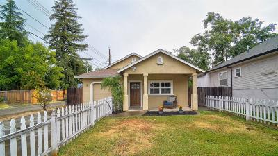 Sacramento Single Family Home For Sale: 2935 32nd Street
