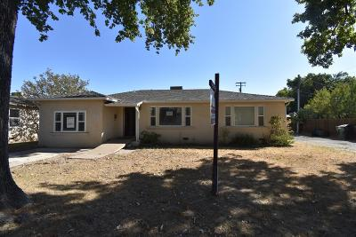Modesto CA Single Family Home For Sale: $235,000