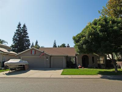 Modesto CA Single Family Home For Sale: $449,500