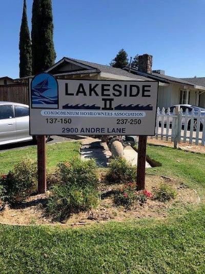 Turlock Condo For Sale: 2900 Andre #139