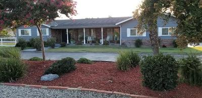 Merced Single Family Home For Sale: 2791 B And B Boulevard