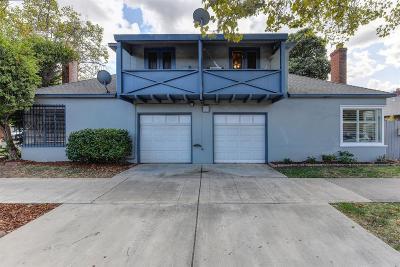Sacramento Multi Family Home For Sale: 2400 27th Street