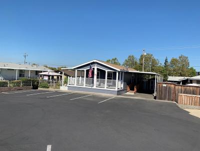 Rocklin Mobile/Manufactured For Sale: 4695 Pacific #13