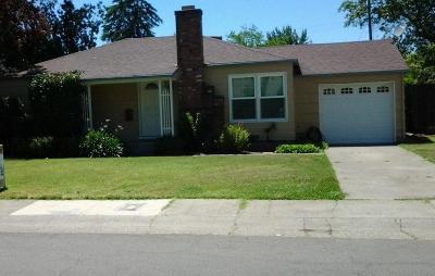 Sacramento Single Family Home For Sale: 5320 Harte Way
