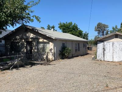 Stockton Single Family Home For Sale: 2123 East 6th Street