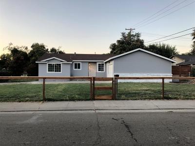 San Joaquin County Single Family Home For Sale: 837 Junipero Serra Drive