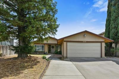 Sacramento Single Family Home For Sale: 8244 White Sands Way