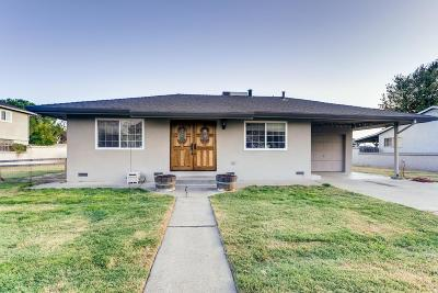 West Sacramento Single Family Home For Sale: 3135 Gladys Avenue