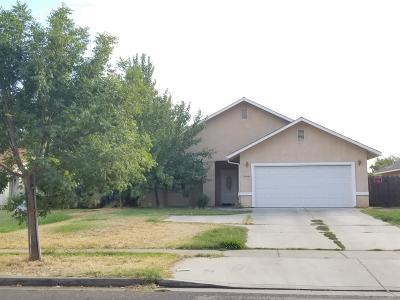 Merced Single Family Home For Sale: 460 East Santa Fe Avenue
