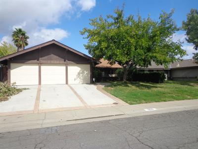 Sacramento Single Family Home For Sale: 5041 Buffwood Way