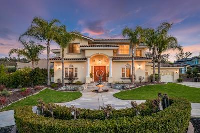 Lincoln Single Family Home For Sale: 2113 Prado Vista