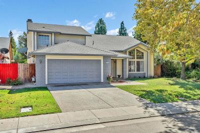 Stockton Single Family Home For Sale: 1483 Lloyd Thayer