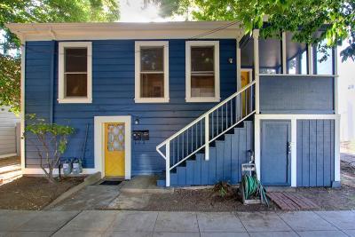 Sacramento Single Family Home For Sale: 1715 13th Street