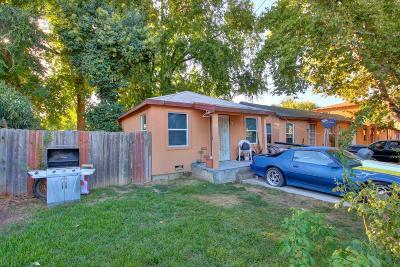 Sacramento Multi Family Home For Sale: 6024 Camellia Lane