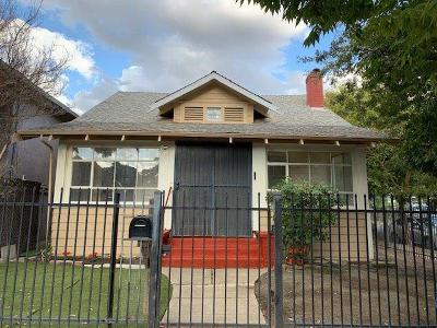 Stockton Single Family Home For Sale: 1044 South San Joaquin Street