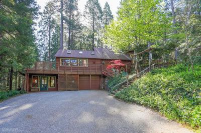 Nevada City Single Family Home For Sale: 11949 Banner Lava Cap Road