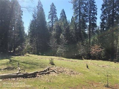 Nevada City Residential Lots & Land For Sale: 13760 Altair Drive
