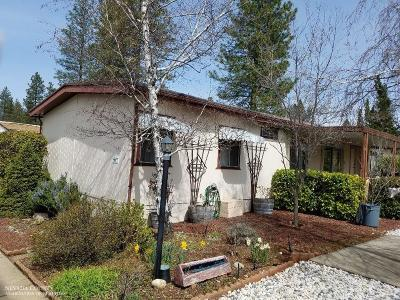 Grass Valley Single Family Home For Sale: 10113 Stone Arch Drive