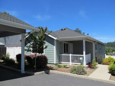 Grass Valley Single Family Home For Sale: 117 Highlands Court