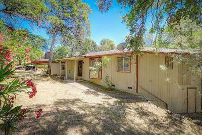 Nevada County Single Family Home For Sale: 13775 Sunforest Drive