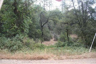 Grass Valley Residential Lots & Land For Sale: 21777 Oak Meadows Road