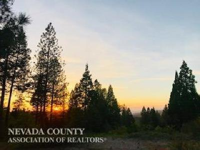 Nevada City Residential Lots & Land For Sale: 11180 Pittsburg Mine Road