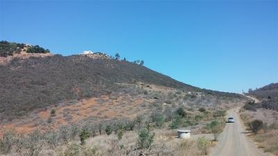Vista Residential Lots & Land For Sale: El Paso Alto #178-080-