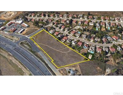 Bonsall Residential Lots & Land Pending: Thoroughbred Ln. #1