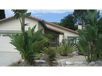 Oceanside Single Family Home Contingent: 791 Valley Crest Dr