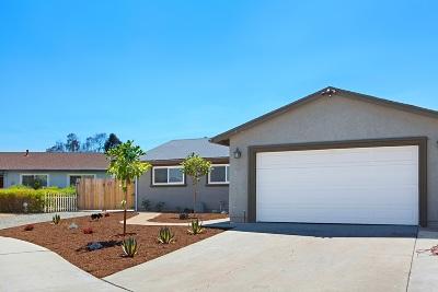 Single Family Home Sold: 717 Herbert Street