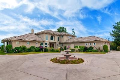 Escondido Single Family Home For Sale: 2053 Zlatibor Ranch